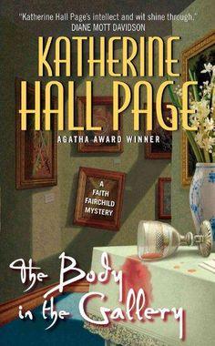 The Body in the Gallery: A Faith Fairchild Mystery