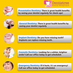 Have a Pretty Smile By Getting a various #Dental Treatments