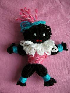 Knussig: Zwarte Piet van wol