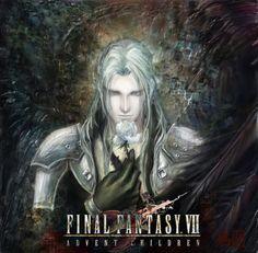 Sephiroth (FFVII).