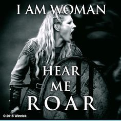 Reminds me of Someone - The Shield Maiden