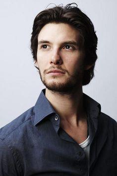 Ben Barnes Portrait of Dorian Grey