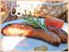 Domowa kuchnia Aniki: Grill