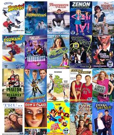 original disney channel movies...need i say more?