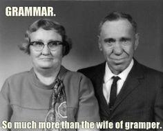 Grammar #humor