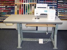 Sew Perfect J Table.  This is going to be my birthday present to myself.