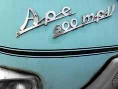 Ape 600 MPV #Piaggioape #Piaggio #Vespacar #Casamoto #Casa #Moto