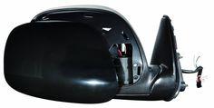 Toyota Tundra 00-04 (Regular / Access Cab Limited Model 03-04) Power Non-Heated Mirror RH USA Passenger Side (PTM)