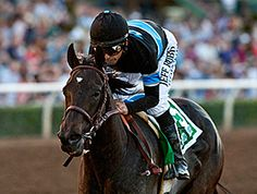 Shared Belief did what was expected of him in the $1 million Santa Anita Handicap (gr. I) March 7, blowing an overmatched group of horses away with ease.