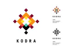 Logo for Multilateral Settlement System inspired by polish folklore elements (Kodra Łowicka). City Branding, Logo Branding, Branding Design, Corporate Branding, Brand Identity, Typographic Logo, Typo Logo, Government Logo, Tribal Logo