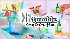 diy room decorating ideas for teenagers - YouTube