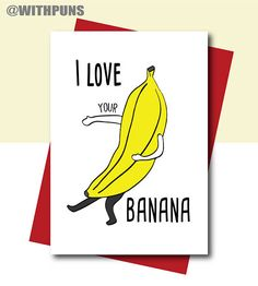 Card for Boyfriend Funny Love Card  Anniversary Card Gay
