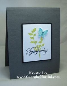 Clean and Simple Cards —Stampin' Up!