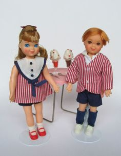 Tutti and Todd Sweet Treat Doll Set  . . . A childhood flashback!!  @Mattel