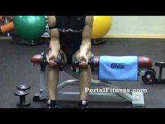 Ejercicios de Musculación para el Desarrollo de los Antebrazo