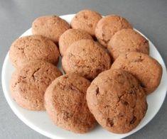 Cookies sušenky Muffin, Cookies, Breakfast, Food, Breakfast Cafe, Muffins, Biscuits, Essen, Cookie Recipes