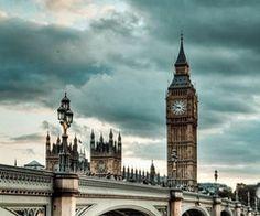 London  Bucket List: Live in Europe...preferably the UK