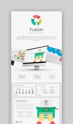 Fusion Keynote Presentation Business Theme