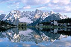 Misurina Lake, Italian Dolomites