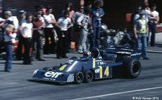1976 Tyrrell P34 - Ford (Patrick Depailler)
