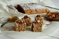 Este bolo é sucesso garantido. Uma proposta bem outonal e uma saborosa receita, já a pensar na mesa de Natal.
