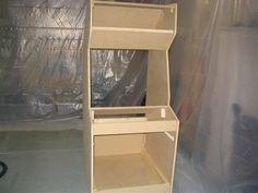 Building a MAME Arcade Cabinet