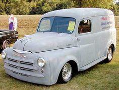 56 Dodge Panel