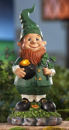 <3 irish gnome