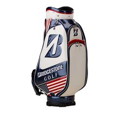 $249 Play like a pro, or at least look like one, with Bridgestone's 2015 U.S. Open Staff Bag.