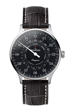 For Days to Remember Meistersinger the Pangaea Day Date (PR/Pics http://watchmobile7.com/data/News/2013/09/130903-meistersinger-Pangaea_Day_Date.html) (1/3) #watches #meistersinger