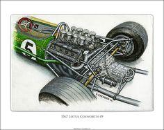 Regalo Conjunto de Bolígrafo y Lápiz Bolígrafo Crayons Formula Uno 1 equipo McLaren F1 nuevo