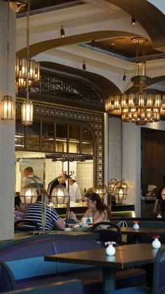 Architecture d'intérieur   Un projet par David Collins   #design, #décoration, #luxe. Plus de nouveautés sur magasinsdeco.fr/