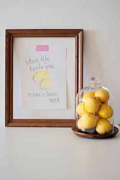 A Beleza do Limão Siciliano