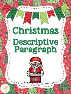 Short descriptive essay about christmas