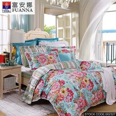 FUANNA Home Textiles FUANNA,bedding sets,King size queen size of duvet cover bed sheet pillowcase,bedclothes,Free shipping CYLS