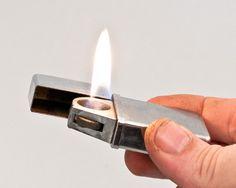 // pipe lighter