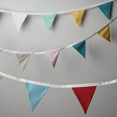 Circus Bunting | The White Company