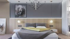 Roohome.com - Decorating bedroom is not too easy if you did not have a lot of inspiration. For you who like to decor your space especially for small bedroom designs, you could specify what is the best design which very appropriates to your characters. If you still did not know ...