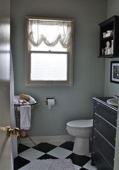 acottageindustry.com  a cottage bathroom