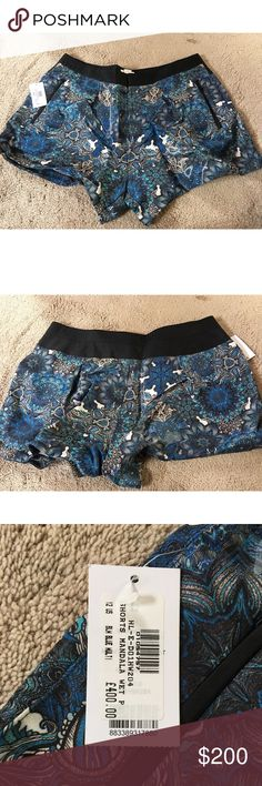 Helmut Lang Mandala Shorts BNWT Helmut Lang Mandala Shorts! Never worn, in amazing condition, tags attached! Helmut Lang Shorts