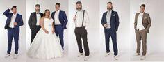 Bruidsmode voor de volslanke man!