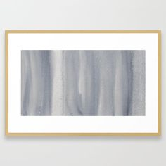 151208 Payne's Grey Framed Art Print by valourine Simple Watercolor, Watercolor Sunset, Butterfly Watercolor, Watercolor Trees, Watercolor Pattern, Abstract Watercolor, Abstract Canvas, Grey Framed Art, Large Framed Art