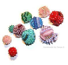 * beaded beads