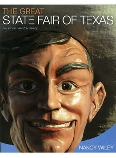 "This is Big Tex in ""THE GREAT STATE FAIR OF TEXAS: AN ILLUSTRATED HISTORY"" BOOK"