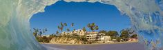 Hotel Special in Laguna Beach - Stay two nights, stay a third night free. I love this hotel!  #lagunabeach