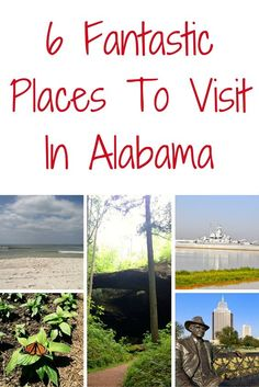 Here are some awesome parts of Sweet Home Alabama to visit when you are driving through or looking for a unique southern vacation destination. This made me realize I need a trip back to Fairhope.