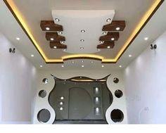 Latest modern pop ceiling design for hall false ceiling designs for living room interior 2019 Drawing Room Ceiling Design, Interior Ceiling Design, House Ceiling Design, Ceiling Design Living Room, Bedroom False Ceiling Design, Home Ceiling, Modern Ceiling, Living Room Lighting, Living Room Designs