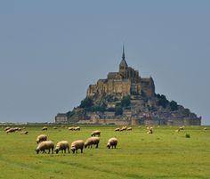 Lower Normandy, Mont Saint-Michel © phil35m - Fotolia.com
