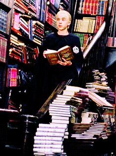 Draco might have given Hermione the page about the basalisk