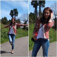 Paula Echevarria: Street Style Summer, Casual Street Style, Casual Wear, Casual Outfits, Casual Looks, What To Wear, Summer Outfits, Dress Up, Outfits Primavera